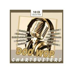 Cover - The Nutmegs: Doo Wop Chartbusters
