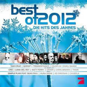 Cover - Mandy Capristo: Best Of 2012 - Die Hits Des Jahres