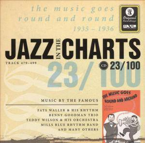 Jazz In The Charts 23/100 - Cover