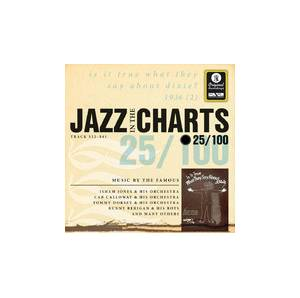 Cover - Willie Bryant & His Orchestra: Jazz In The Charts 25/100