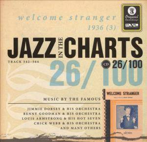 Cover - Chick Webb Orchestra: Jazz In The Charts 26/100
