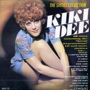 Cover - Kiki Dee: Sixties Collection, The