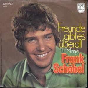 Frank Schöbel - Manja / Bitte Kom Wieder