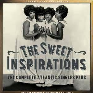 Cover - Sweet Inspirations: Complete Atlantic Singles Plus, The