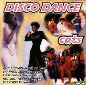 Disco Dance Cats - Cover