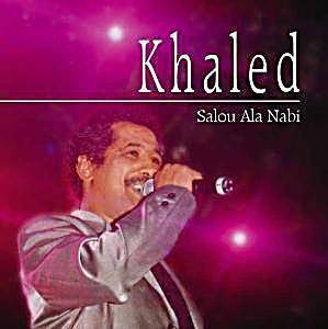Cover - Khaled: Salou Ala Nabi