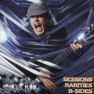 AC/DC: Sessions. Rarities. B-Sides / Vol 1 - Cover