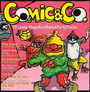 Cover - Cosmix: Comic & Co.