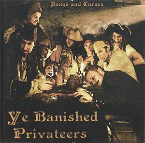Cover - Ye Banished Privateers: Songs And Curses