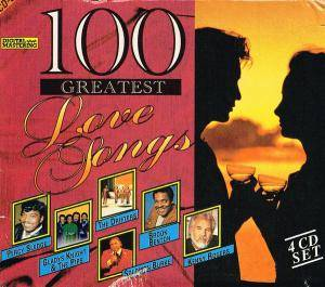 Cover - Bobby Vee: 100 Greatest Love Songs