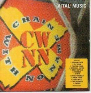 Chain With No Name (CWNN) / Vital - 08 - Cover