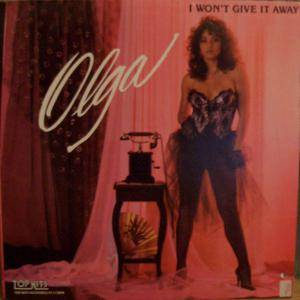 "Olga: I Won't Give It Away (12"") - Bild 1"