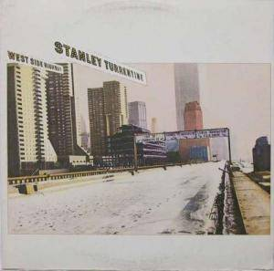 Stanley Turrentine: West Side Highway - Cover