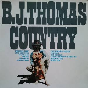 Cover - B.J. Thomas: Country