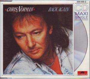 Chris Norman: Back Again - Cover