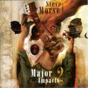 Cover - Steve Morse: Major Impacts 2