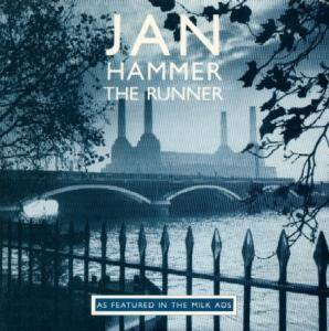 Cover - Jan Hammer: Runner, The