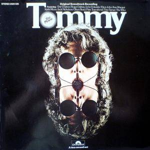 The Who: Tommy - Original Soundtrack - Cover