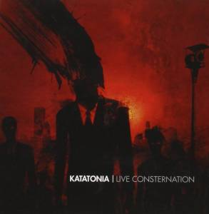 Katatonia: Live Consternation - Cover