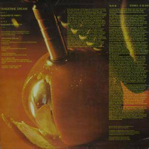 Tangerine Dream: Tangerine Dream (LP) - Bild 2
