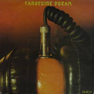 Tangerine Dream: Tangerine Dream - Cover