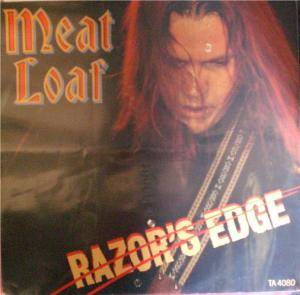 Meat Loaf: Razor's Edge - Cover