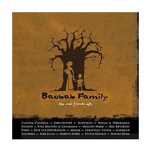 Cover - Maxim: Baobab Family And Friends