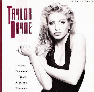 Taylor Dayne: With Every Beat Of My Heart - Cover