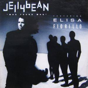 Jellybean Feat. Elisa Fiorillo: Who Found Who - Cover