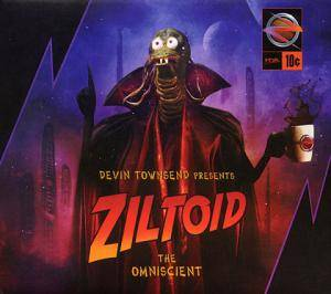 Devin Townsend: Ziltoid The Omniscient (2-CD) - Bild 1
