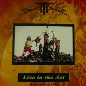 Cover - Satan: Live In The Act