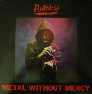 Ruthless: Metal Without Mercy - Cover