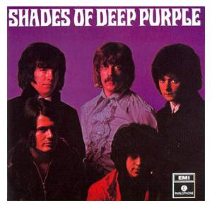 Cover - Deep Purple: Shades Of Deep Purple