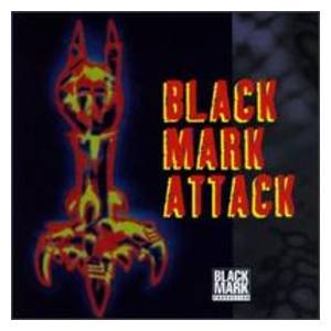 Black Mark Attack - Cover