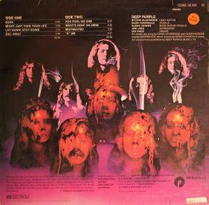 Deep Purple: Burn (LP) - Bild 2