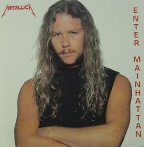 Cover - Metallica: Enter Mainhattan
