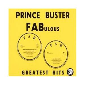 Prince Buster: Fabulous - Cover