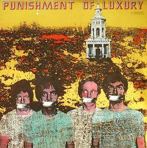 Punishment Of Luxury: Laughing Academy - Cover