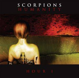 Scorpions: Humanity - Hour I - Cover