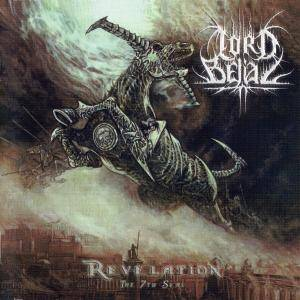 Cover - Lord Belial: Revelation - The 7th Seal