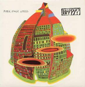 Public Image Ltd.: Happy? - Cover