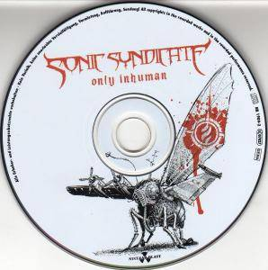 Sonic Syndicate: Only Inhuman (CD) - Bild 4