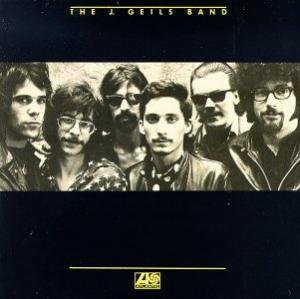 J. Geils Band, The: J. Geils Band, The - Cover