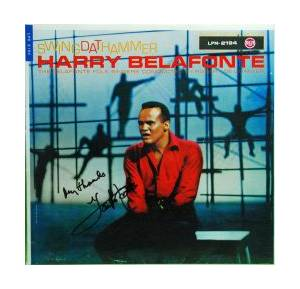 Cover - Harry Belafonte: Swing Dat Hammer