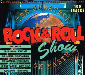 Cover - Troy Shondell: Greatest Rock & Roll Show On Earth, The