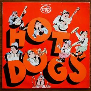 Cover - Hot Dogs: Hot Dogs