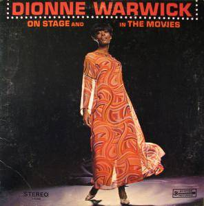 Cover - Dionne Warwick: On Stage And In The Movies