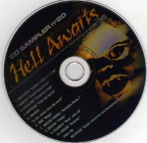 Cover - Soulreaper: Hell Awaits N° 35 - CD Sampler N° 20