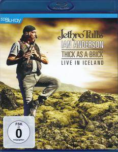 Cover - Ian Anderson: Thick As A Brick - Live In Iceland