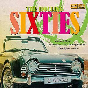 Rolling Sixties, The - Cover